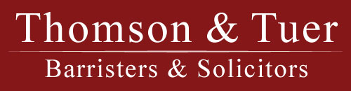 Thomson and Teur, Barristers & Solicitors